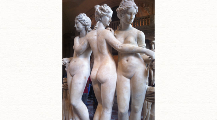 Naughty Louvre Tour | Naughty Travels