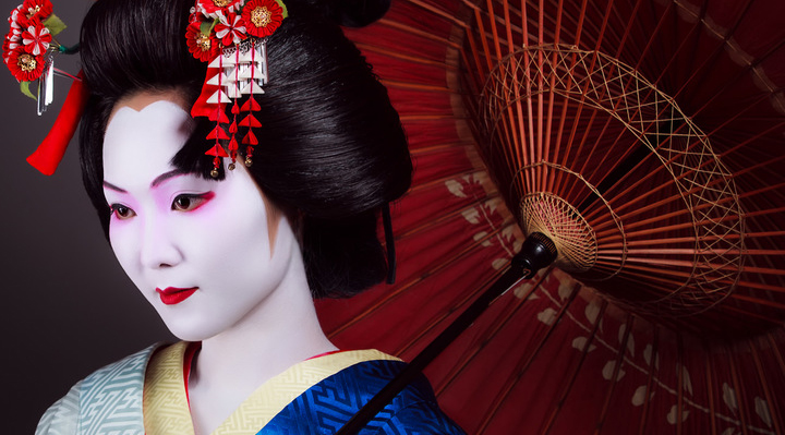 The Naughty Geisha | Naughty Travels