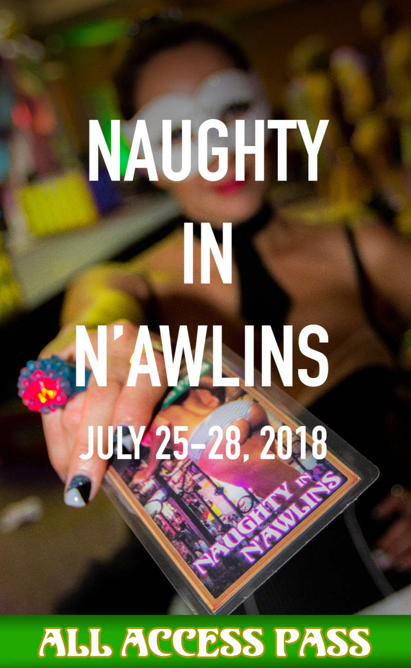Naughty in N'awlins | Naughty Travel Guide