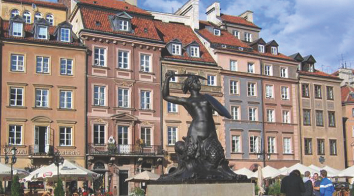 Naughty Guide to Warsaw | Naughty Travels