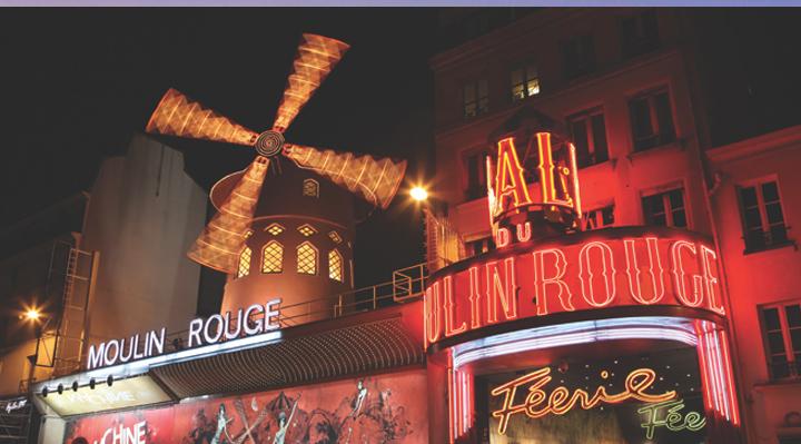 Naughty Paris Restaurants | Naughty Travels